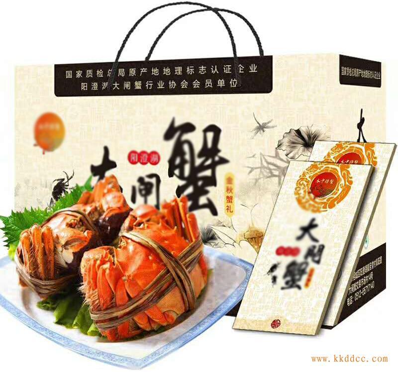 秋天以吃螃蟹为最隆重之事,大闸蟹商家如何宣传?